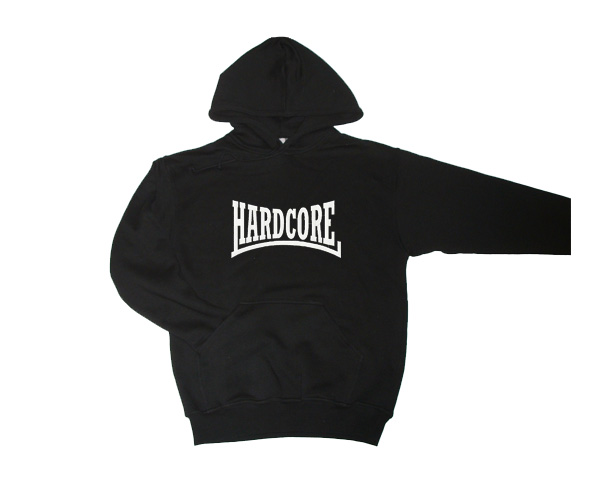 Hooded Hardcore logo