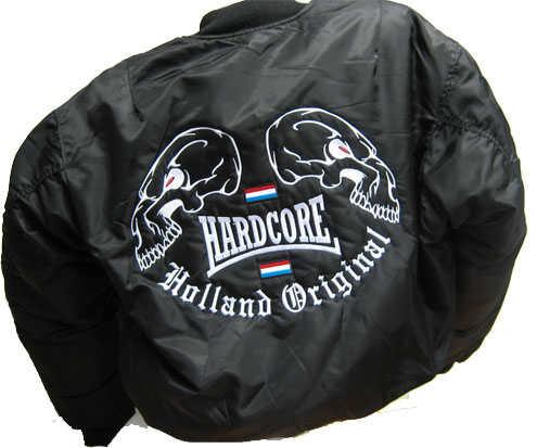 4Bomber Hardcore Holland Original
