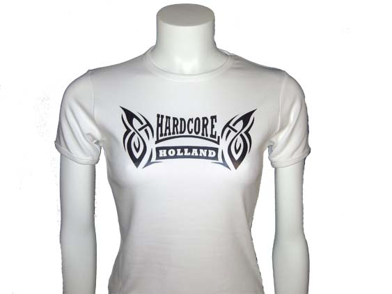 Damesshirt Hardcore Holland Tribal