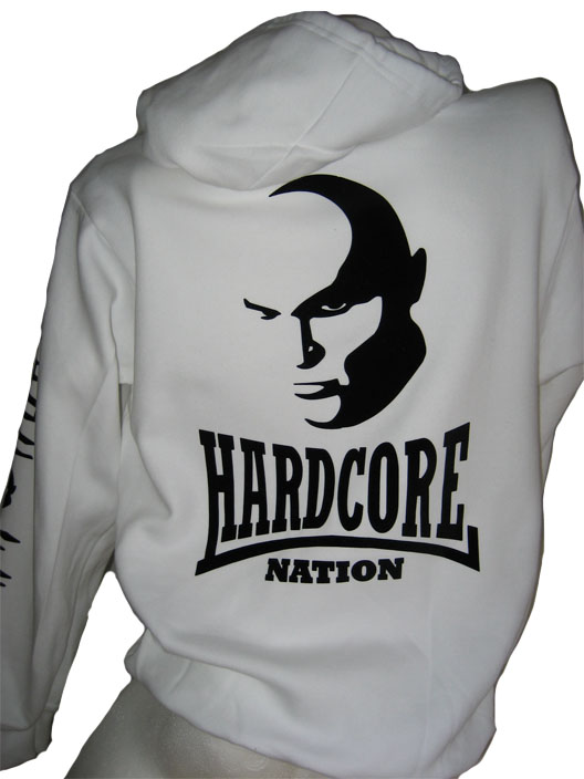 (9)Hooded Hardcore Face