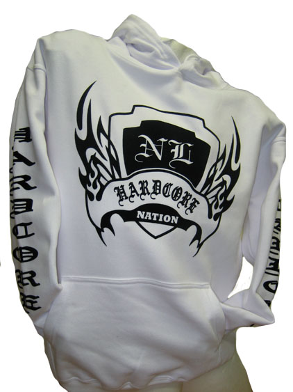 (6)Hooded Sweater NL Hardcore