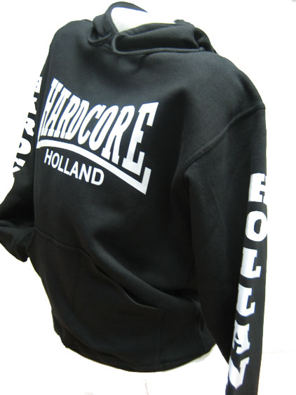 Hooded Sweater Hardcore Holland