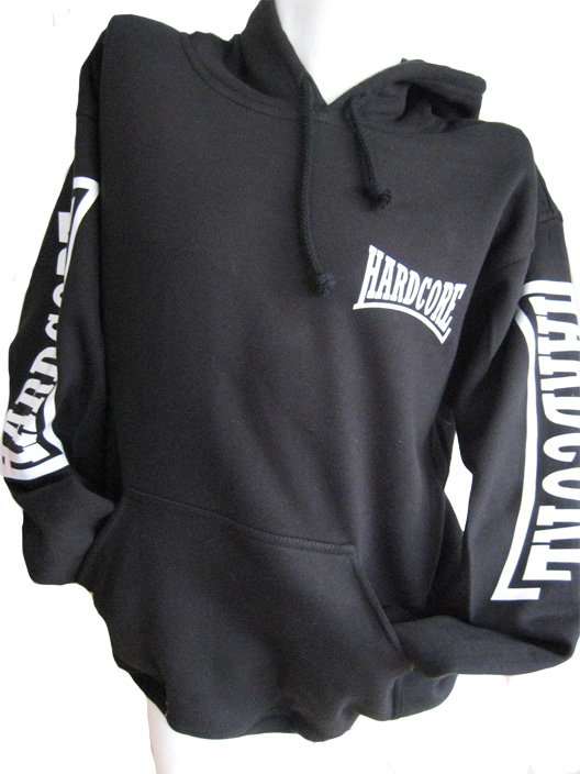 Hooded Hardcore Logo\'s