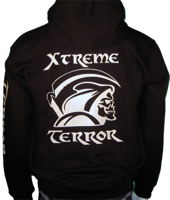 Hooded Xtreme Reaper