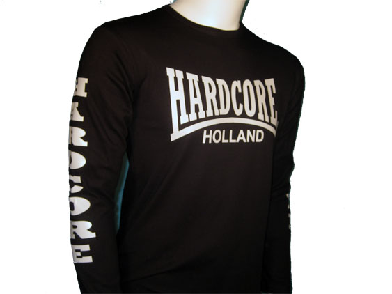 longsleeve Hardcore Holland