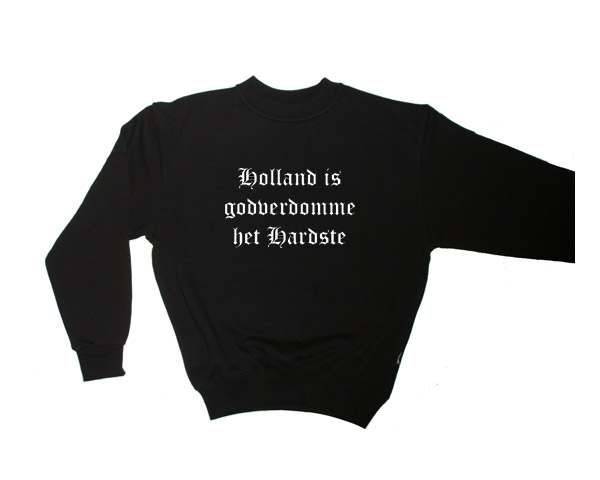 Sweater (Holland is godverdomme het Hardste)