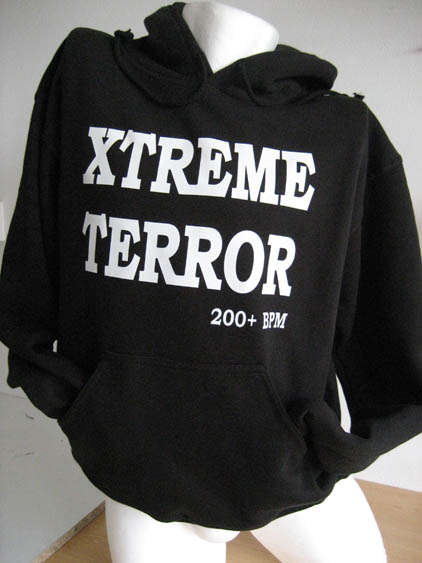 (3)Hooded Extreme Terror Reaper