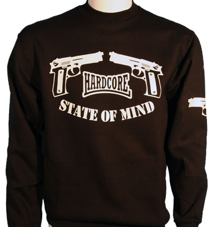Sweater Gun State of Mind