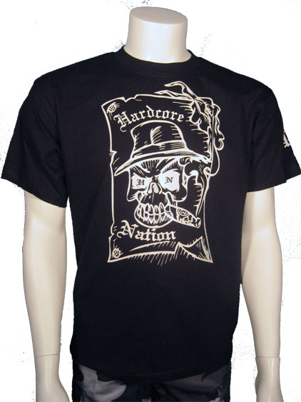 T-shirt Smoking Skull NEW!!!